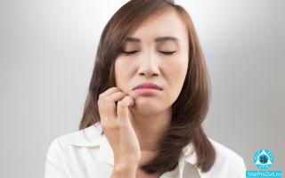 Чешется лицо (лоб, скулы): причины, лечение