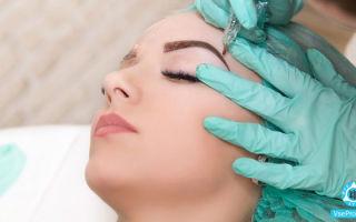 Чешутся брови после перманента: лечение зуда после микроблейдинга