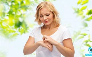 Аллергия, покраснение кожи, зуд: причины, лечение