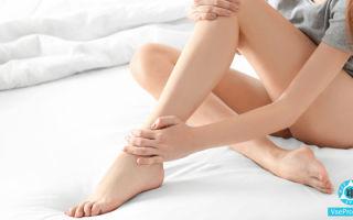 Зуд голеней ног: причины и лечение высыпаний, покраснения голени