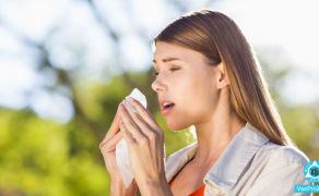 Зуд в носу и чихание: что делать, если насморк и чешется, лечение