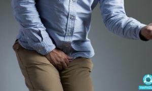 Покраснение и зуд на головке и крайней плоти у мужчин: чем лечить