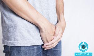Чешется половой член, зуд головки и крайней плоти: причины, лечение