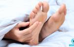 Чешутся ступни ног: причины и лечение зуда стоп