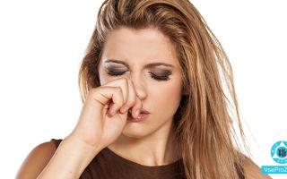 Почему чешется нос, кончик, под носом : причины, лечение