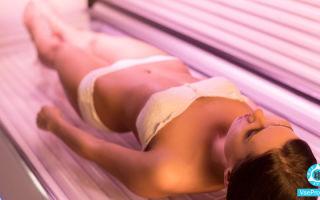 Почему после солярия чешется тело: что это, причины зуда