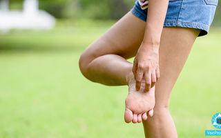 У ребенка чешутся ладошки, стопы ног: как лечить зуд ладоней и ступней