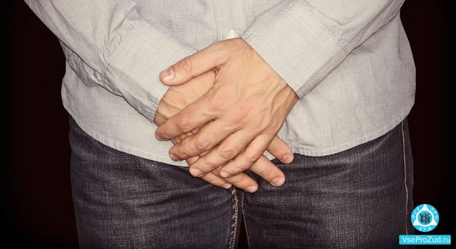 Зуд при диабете у мужчин в интимной зоне