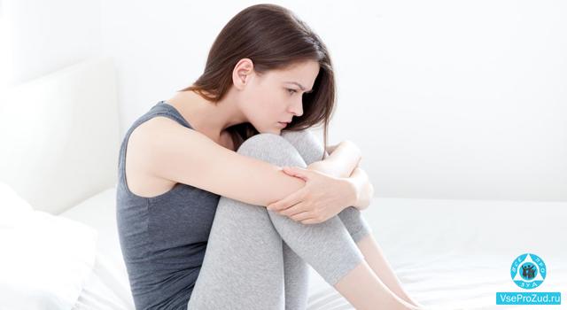 Внешние факторы зуда в интмной зоне у женщин