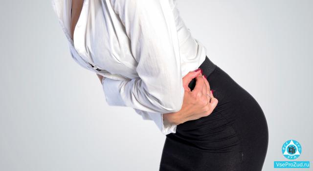 Зуд половых органов у женщин при заболеваниях