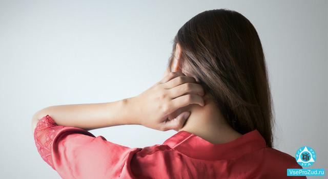 Болезни, при которых возникает зуд без сыпи