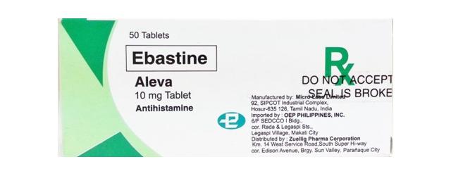 эбастин