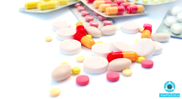 таблетки от аллергии и зуда